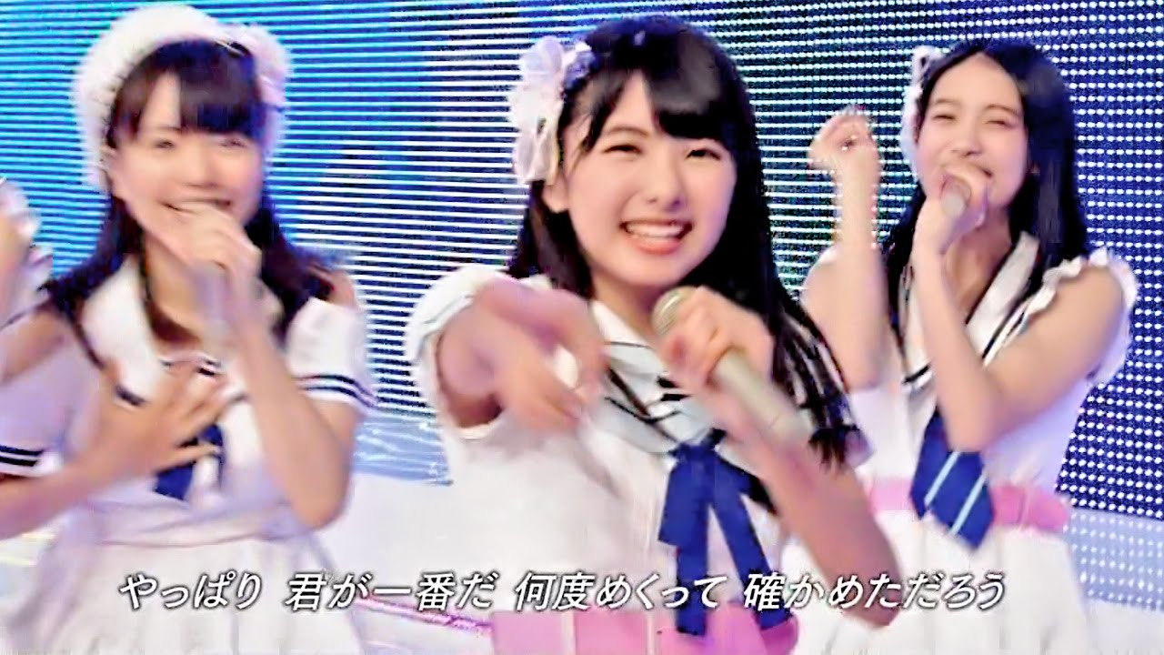 【Full HD 60fps】 HKT48 Seventeen (2013.11.16) Ver.3.5 - YouTube