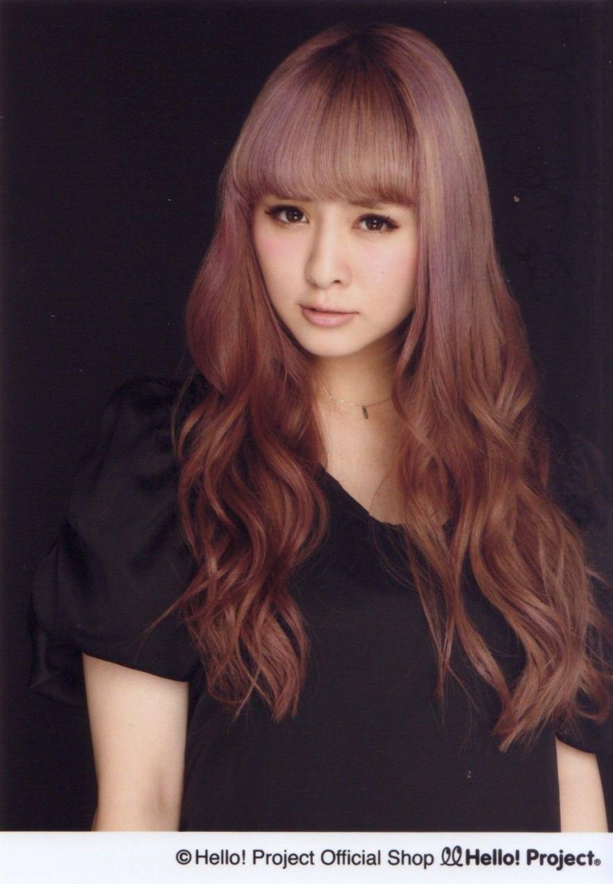 Berryz工房のメンバー:菅谷梨沙子