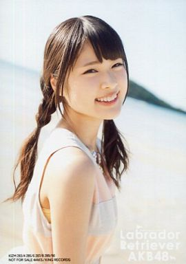 NMB48の渋谷凪咲