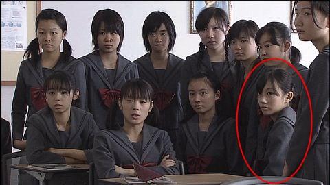 2006年「14才の母」で連ドラ初出演
