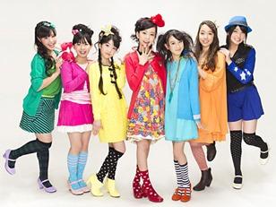 乃木坂加入前は「SPLASH」のメンバーとして宮城県を中心に活躍