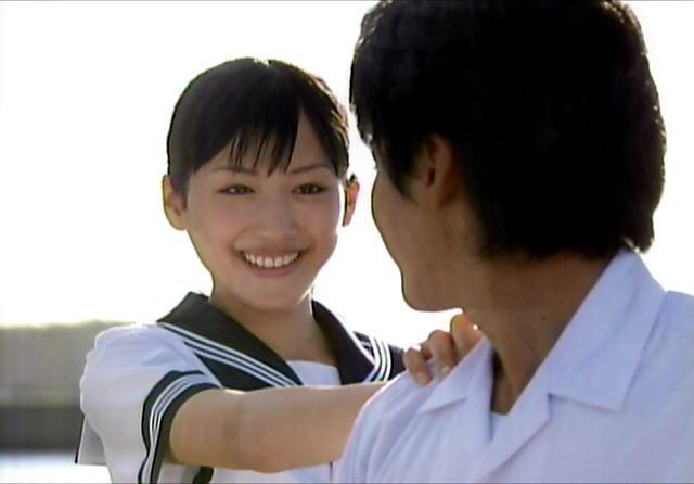 2004年「世界の中心で、愛をさけぶ」のヒロインに抜擢