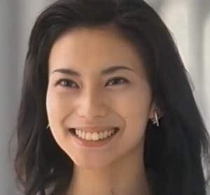 1999年、CM出演で話題になった柴咲コウ