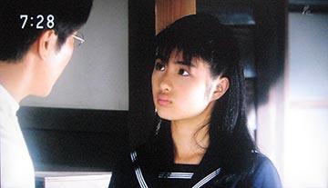 2003年、連続テレビ小説「てるてる家族』」のヒロインに抜擢