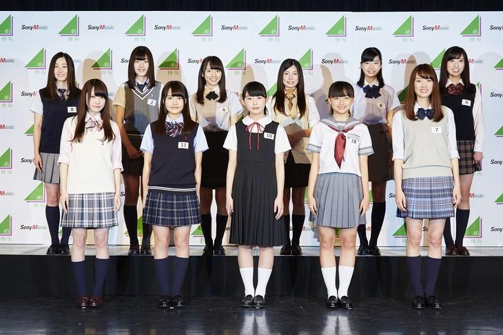 """""""欅坂46""""と""""けやき坂46""""の二つのグループの違い"""