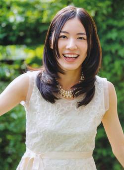 松井珠理奈 ノースリーブ