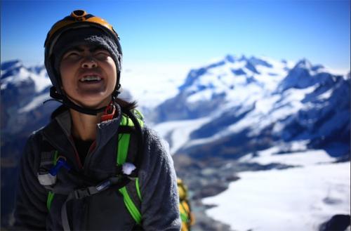 2013年には、マナスル登頂に成功