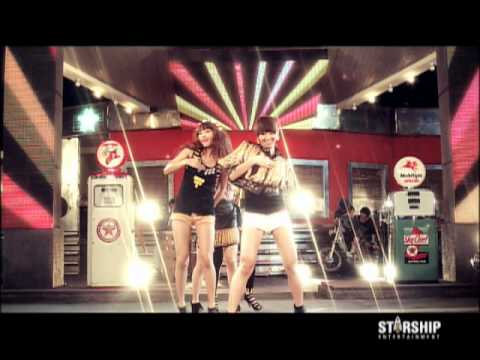 씨스타(SISTAR)- Push Push Music Video - YouTube