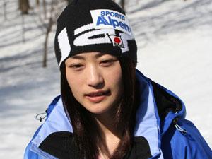 上村愛子のかわいい画像