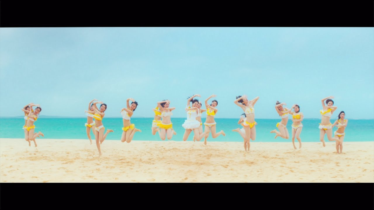 2017/7/19 on sale SKE48 21st.Single 「意外にマンゴー」MV(special edit ver.) - YouTube