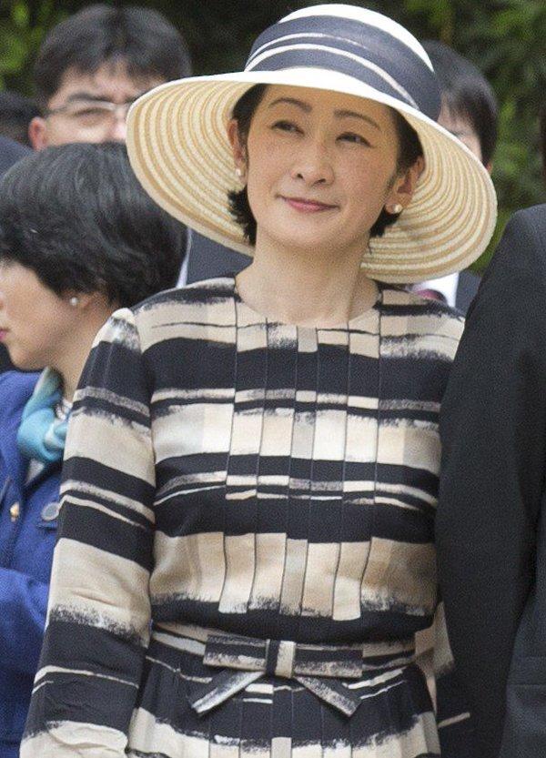 紀子さまの愛称で親しまれる。