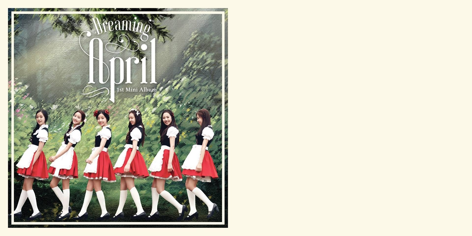 April (에이프릴) - Dreaming - 1st Mini-Album FULL - YouTube