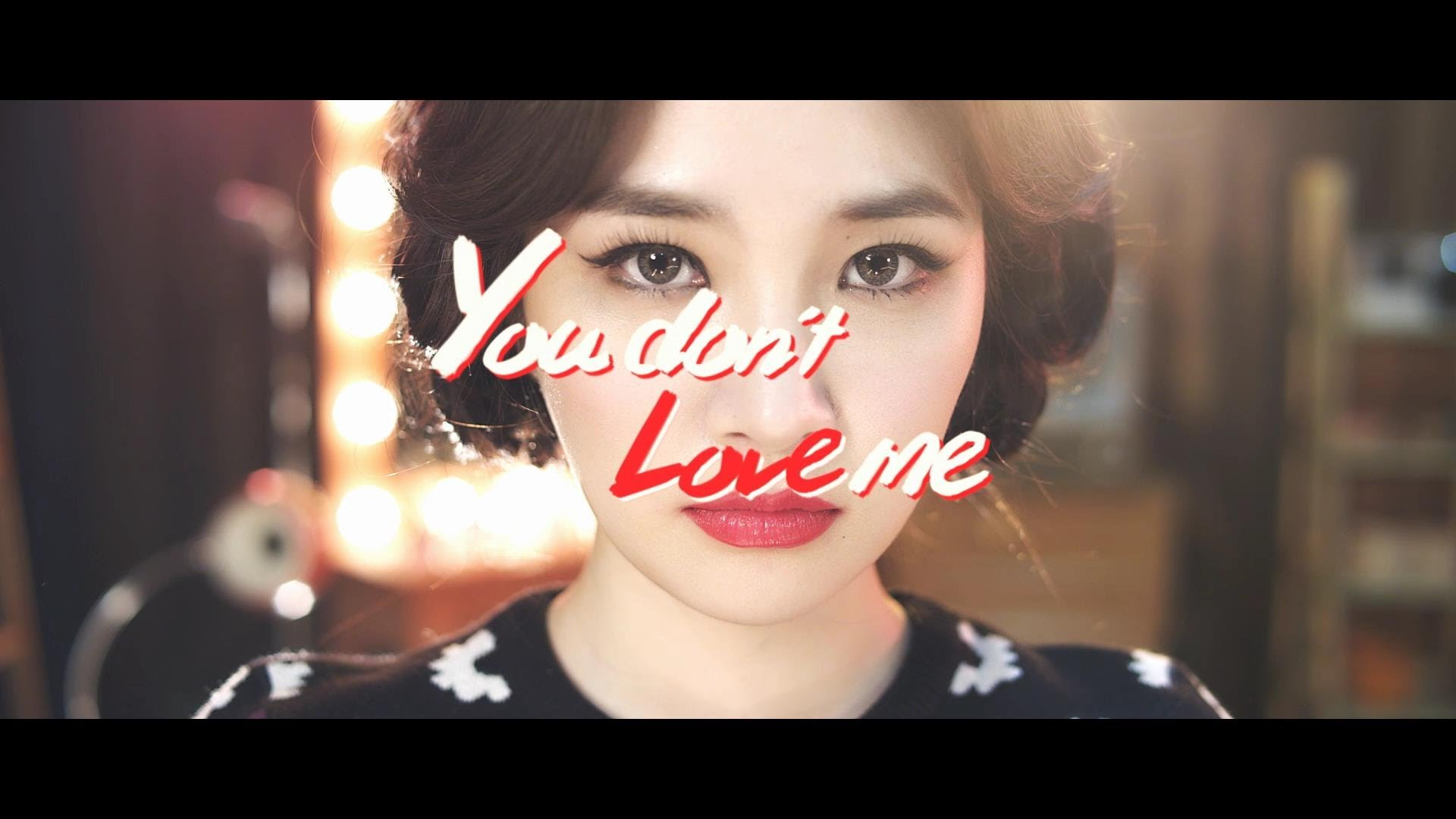 SPICA(스피카) - You Don't Love Me Music Video - YouTube