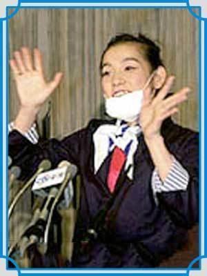 昔台湾事件でメディア出演が激減した篠原ともえ