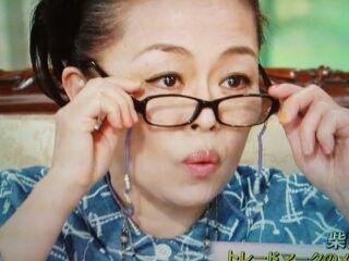 柴田理恵の若い頃&現在の画像!メガネを外して超美人!   AIKRU ...