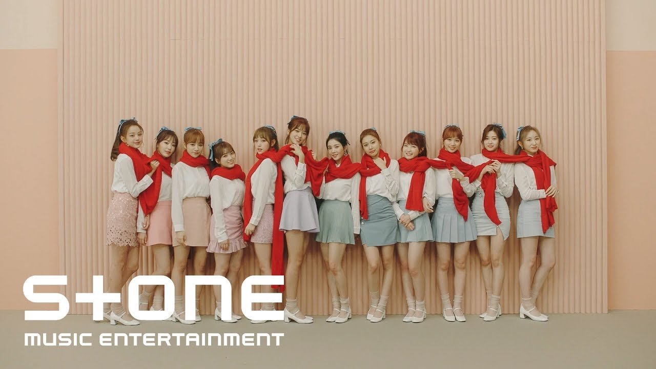 IZ*ONE (아이즈원) - 라비앙로즈 (La Vie en Rose) MV - YouTube