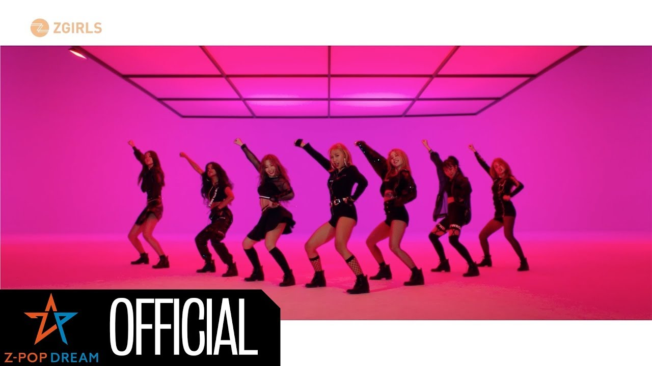 [MV] Z-GIRLS 'What You Waiting For' - YouTube