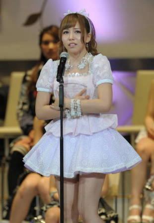AKB48の2期の人気メンバーとして活躍