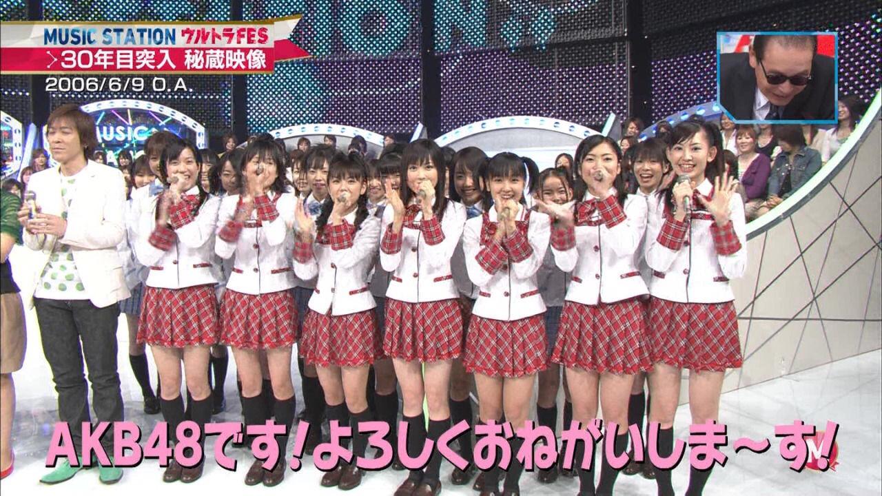 AKB48の1期生の序列は?