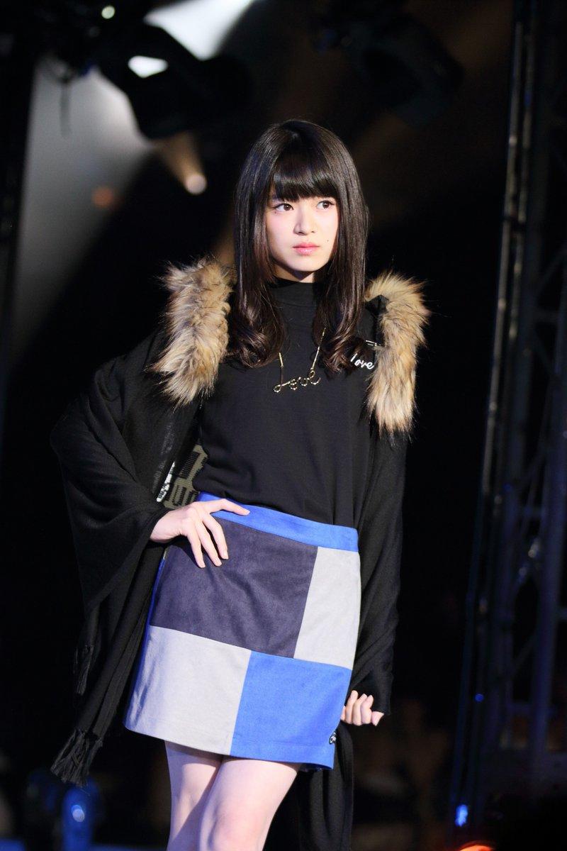 ファッションモデルの倉野尾成美さん